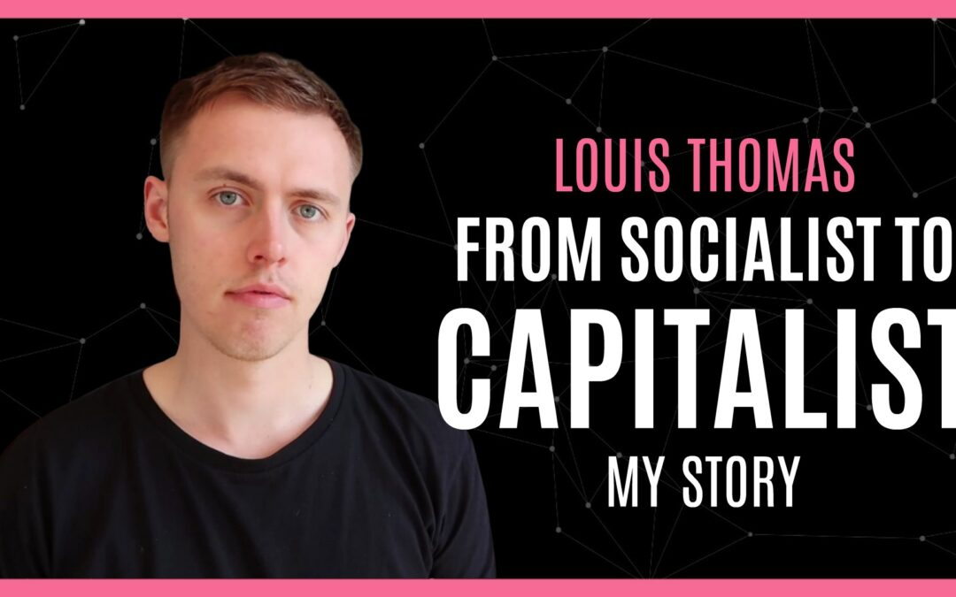 From Socialist to Capitalist – My Story | Crypto Investing Podcast Ep #6